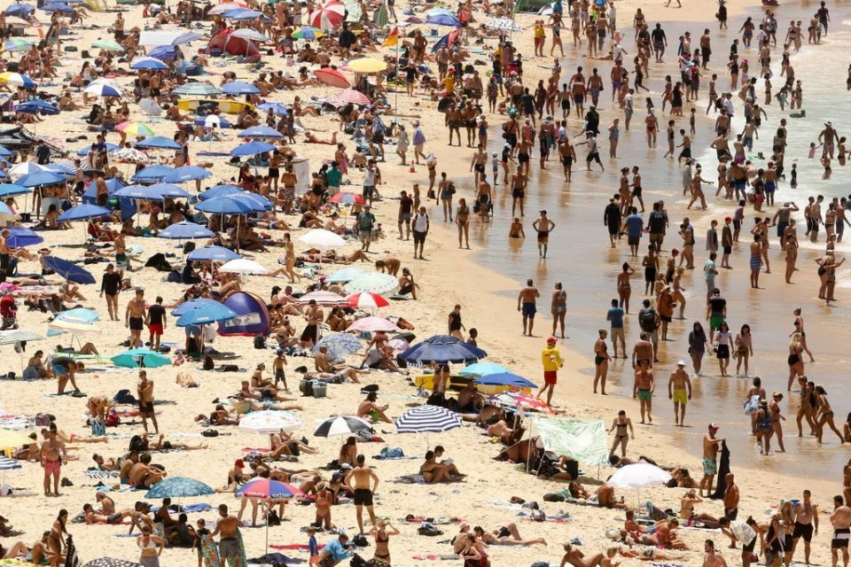 Australia heatwave to break Christmas weather records with temperatures up to 47C forecast