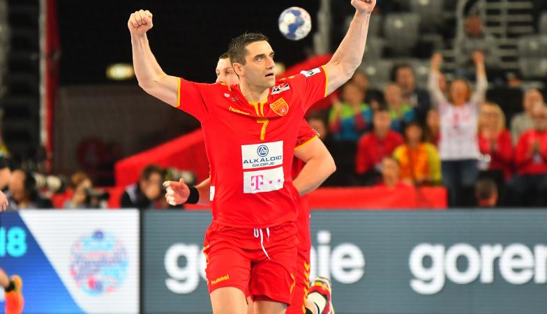 38-year-old Kiril Lazarov among top 10 handball players in the world!