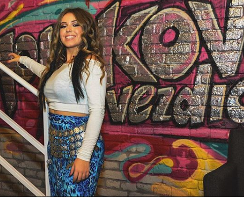 Antonija Gigovska shines on Pinkove zvezdice with Shakira's Whenever, Wherever