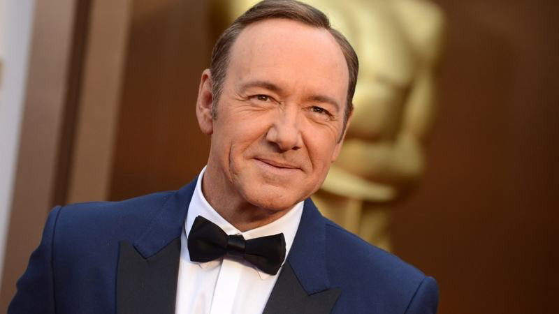 Kevin Spacey releases video shortly after being charged with indecent assault
