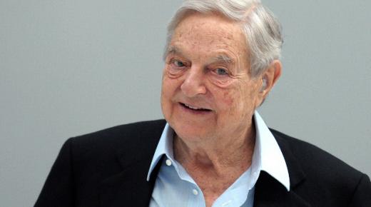 V4: Soros declares war from Vienna