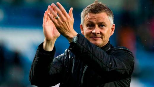 Solskjaer named Man Utd caretaker manager