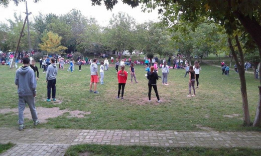Park near Skopje closed for school trips, ground likely contaminated with poisonous substance