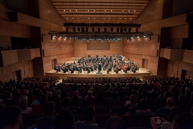 Macedonian Philharmonic to hold New Year's gala concert At Midnight