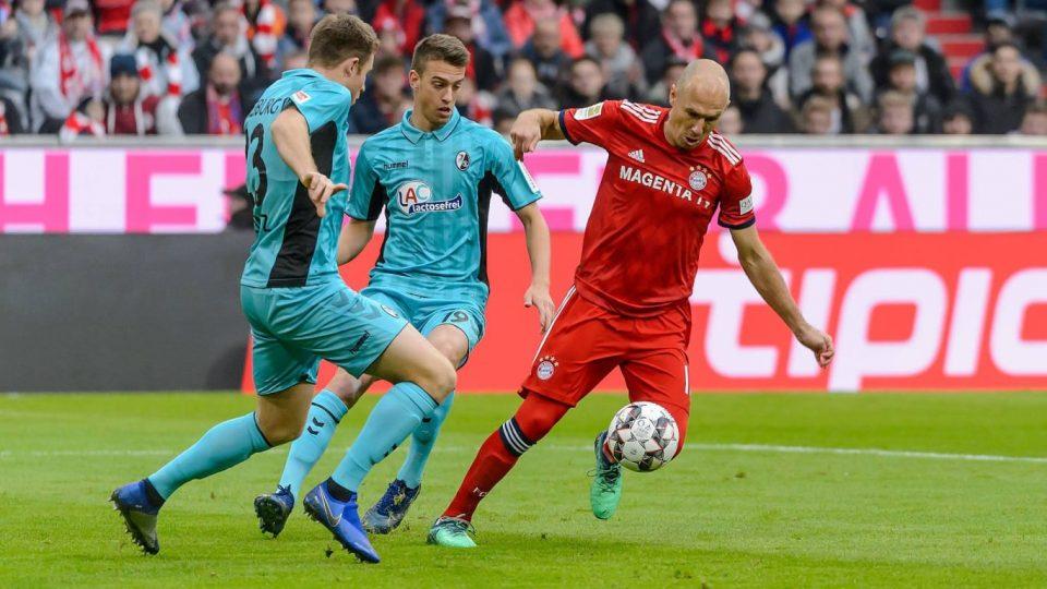 Ribery seals Bayern win to cut Dortmund's lead