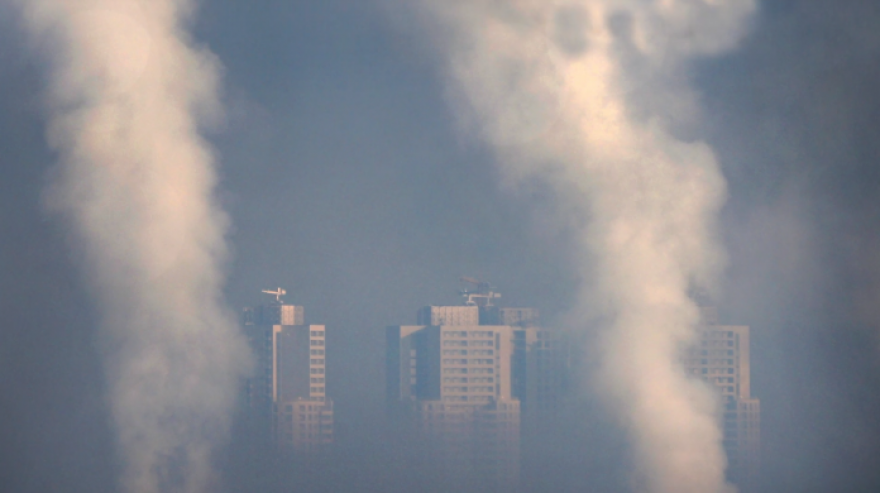 A total of 1,600 people die from air pollution each year in Macedonia (video)