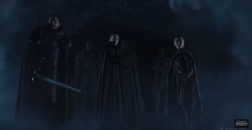 Game of Thrones season 8 trailer: Jon Snow, Sansa, Arya prepare for battle, as icy death is teased