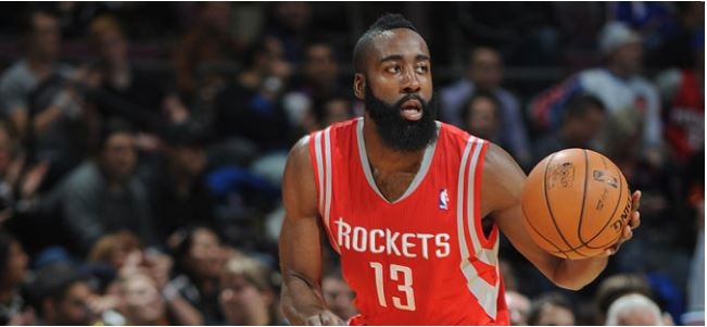 Harden's 57 points lead Rockets over Grizzlies, 112-94
