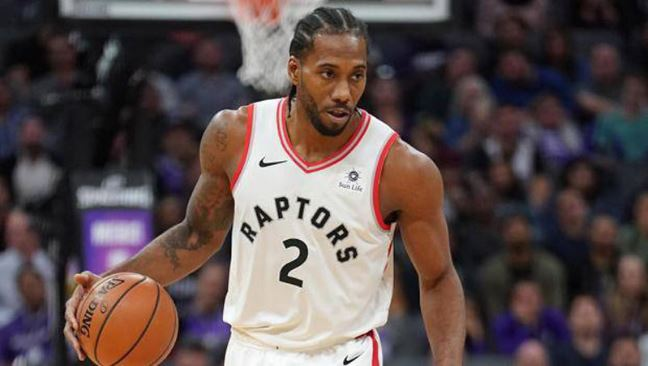 NBA: Leonard's 45 points lifts Raptors