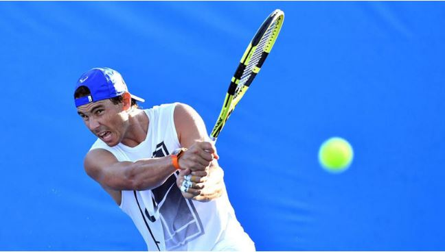 Nadal crushes Tsitsipas to reach Australian Open final