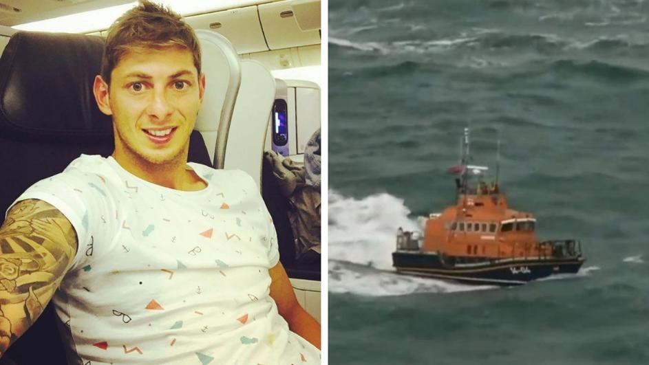 Emiliano Sala left harrowing voice message before his flight disappeared