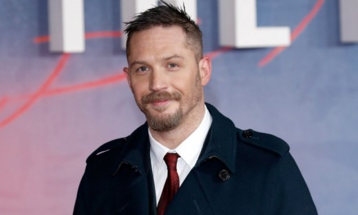 Tom Hardy names new son after Forrest Gump