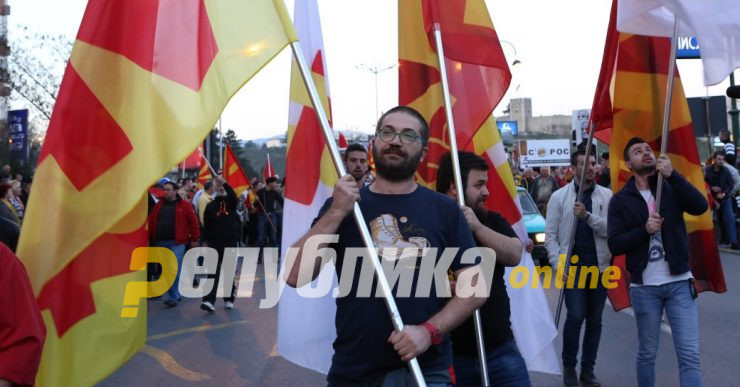 Durlovski: The body of Macedonia will now decay, but we'll unite for the idea of Macedonia
