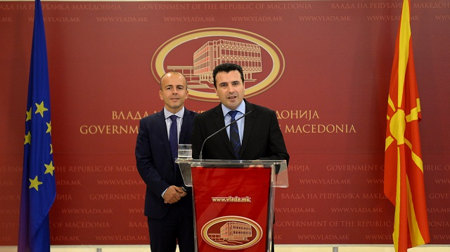 Zaev: The reintroduction of progressive taxation is mostly a symbolic measure