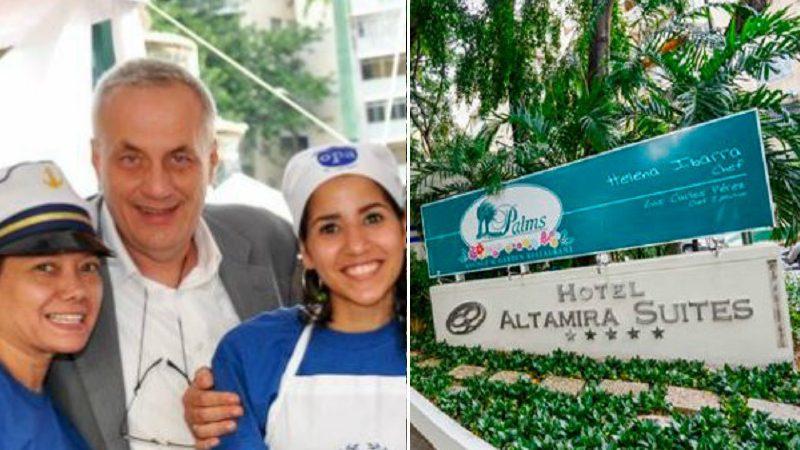 Greek consul general in Venezuela found dead in hotel room
