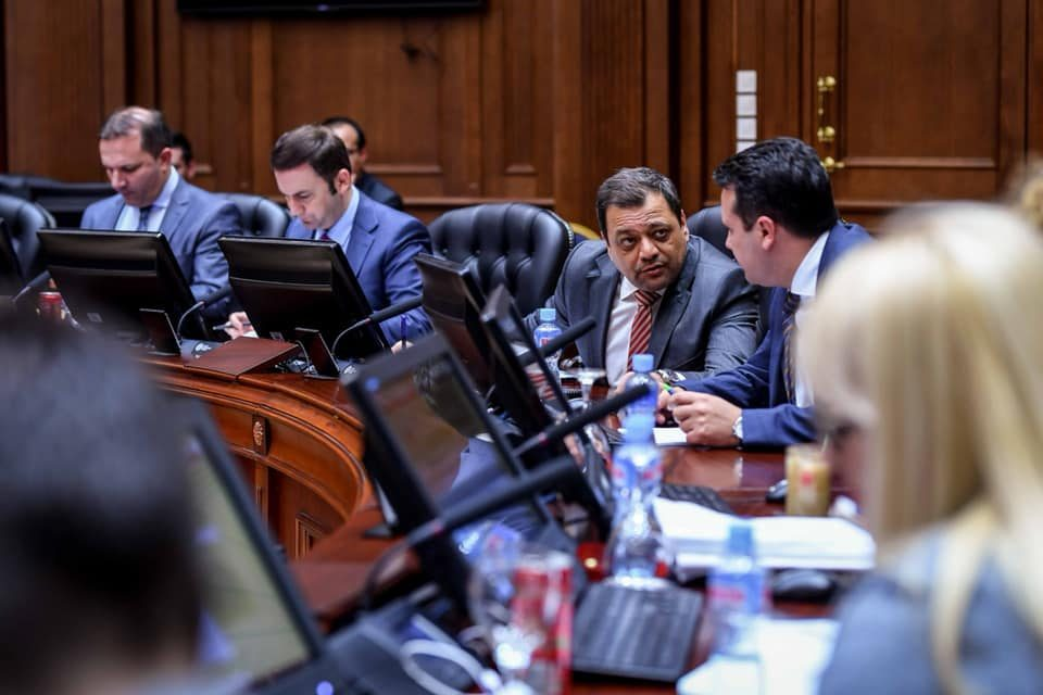 Angjusev still holds out hope that Volkswagen will invest in Macedonia