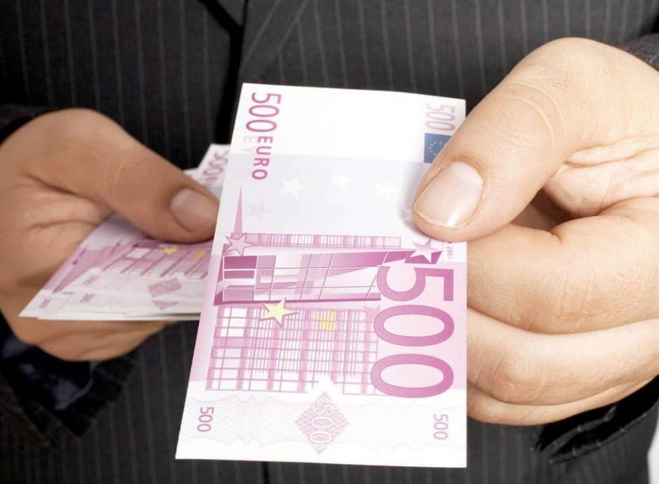 European Central Bank announces discontinuation of €500 banknotes