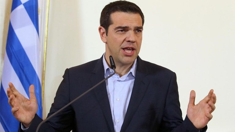 After the renaming of Macedonia, Tsipras sees himself as leader of EU's southern socialist bloc