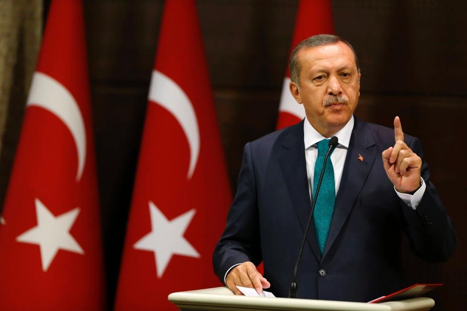 "Erdogan named ""the most distinguished world leader of 2018: poll"