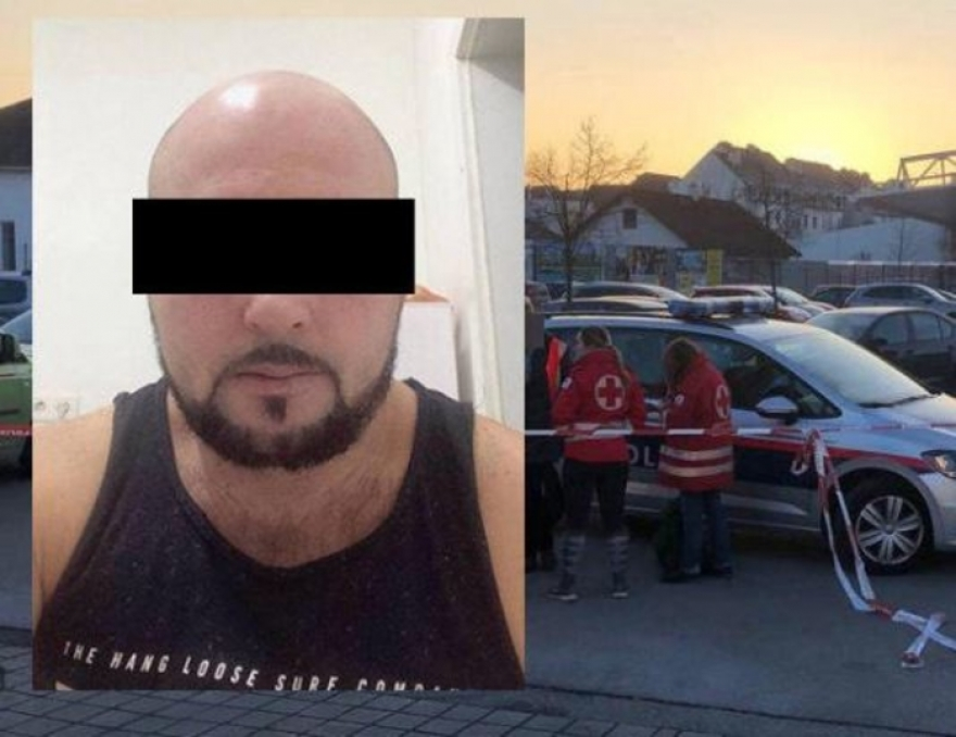 Albanian man who stabbed his wife to death in Austria was a violently jealous gambler and possibly an Islamist