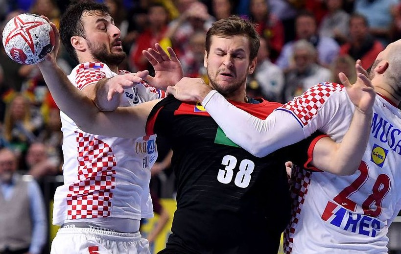 World Handball Championship: Germany end Croatia's medal hopes