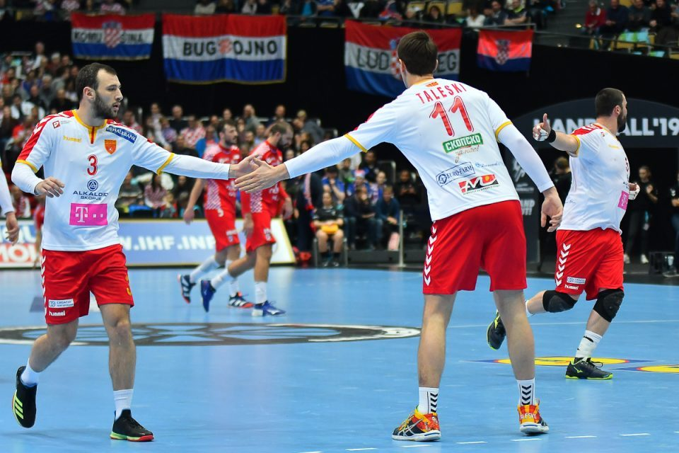 Macedonia's first defeat at the World Championship: Croatia pulls off impressive victory
