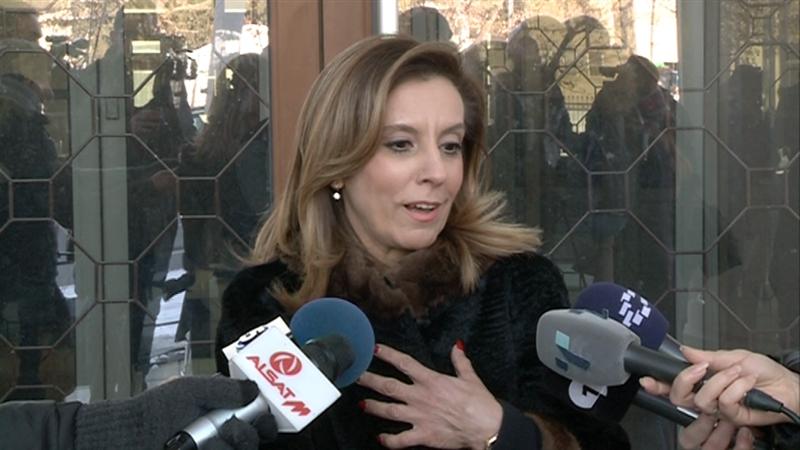Charges dropped against former Culture Minister Elizabeta Kanceska – Milevska
