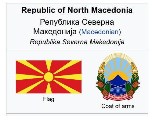 Tug of war over Macedonia erupts among Wikipedia editors