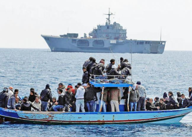 Malta allows 40 migrants from a German rescue ship to disembark