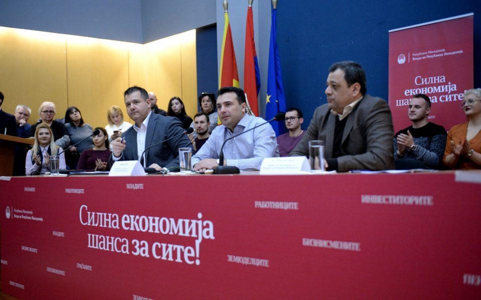 Zaev says 15% reimbursement of VAT taxes will begin in July