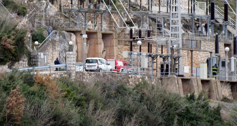 Fire at Dubrovnik hydro-plant kills 1 worker, 2 still missing