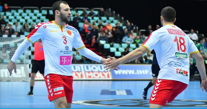 Macedonian handball team beats Japan 38:29