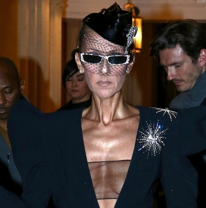 Celine Dion hits back at critics of her weight loss: 'If you don't like it, leave me alone'