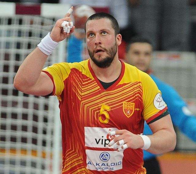 Handball star Stoilov: For me it will always remain MACEDONIA