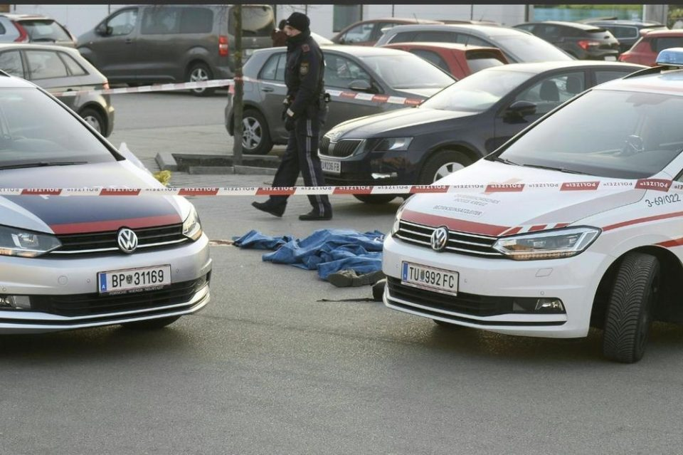 Macedonian stabs own wife in Austria parking lot