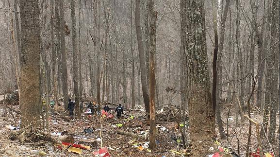 Three dead in rescue helicopter crash in Ohio