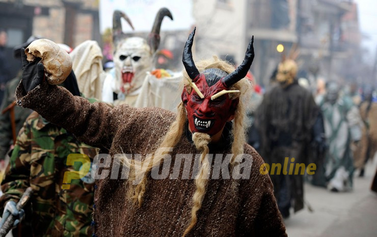 Vevcani Carnival kicks off Saturday, set to showcase over 1,000 masks
