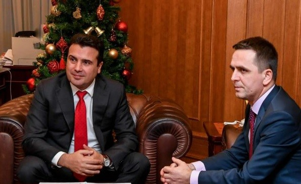 Zaev tries to get BESA on board again, as Parliament is set to resume its session