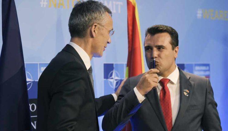 EU, NATO officials, US Ambassador congratulate Zaev
