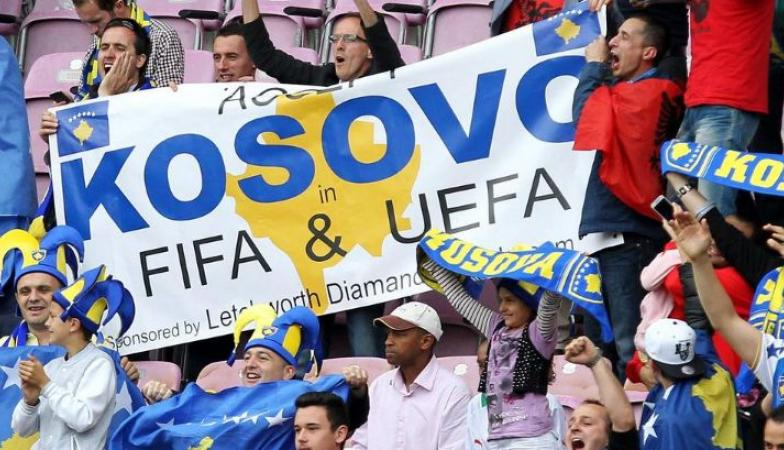 UEFA moves qualifiers over Spain's refusal to fly Kosovo flag