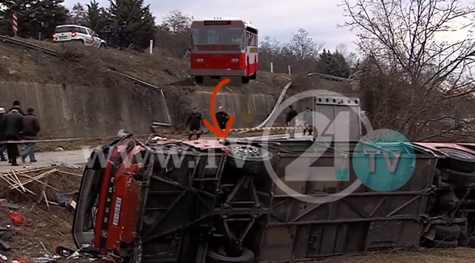 TV21 makes 3D animation video of fatal bus accident