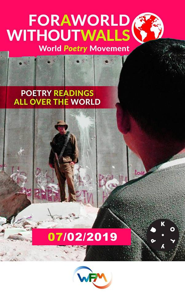 Macedonian poets to read in support of 'World Without Walls'