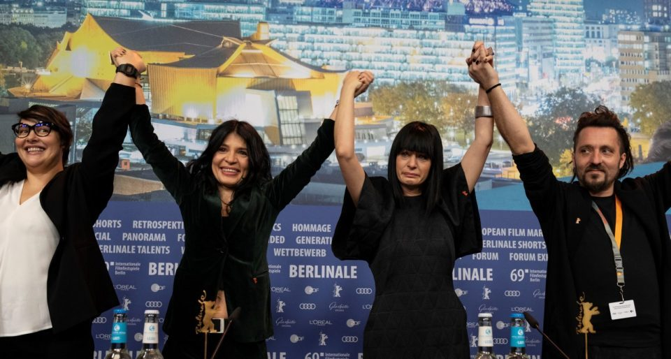 Latest Mitevski sisters film receives warm welcome at the Berlinale