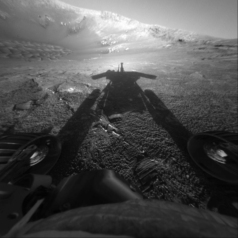 After 15 years, NASA ends Opportunity Mars rover mission