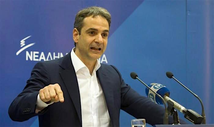 Mitsotakis sends message to Skopje: I will use the right to veto