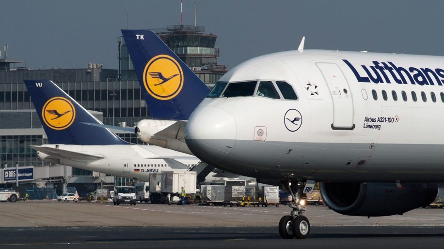 Lufthansa is suing a passenger for missing a flight