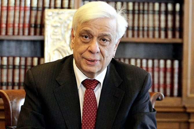 Greek President Pavlopoulos threatens to block Albania's EU accession