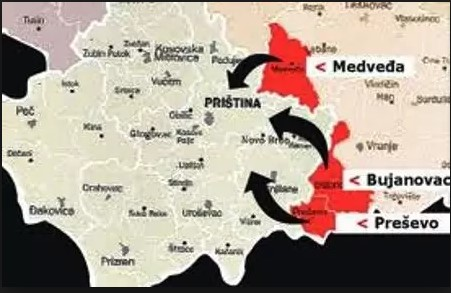 Thaci: Inclusion of Presevo, Medvedje and Bujanovc in the territory of Kosovo is logical