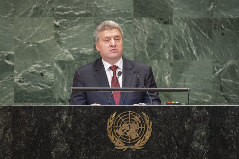 World Macedonian Congress calls on President Ivanov to inform UN members that the name change is unlawfully ratified