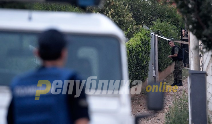 Struga man charged with unlawfully locking up his wife for three days